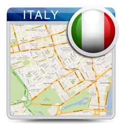 Italy offline road map, guide, hotels (free edition)