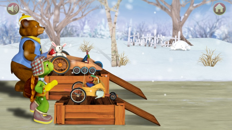 Franklin's Bumpy Buggy Race-Off screenshot-1