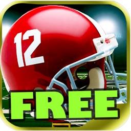 American Fantasy Football Jump - College Club Flick Kick And Throw Ball Games FREE