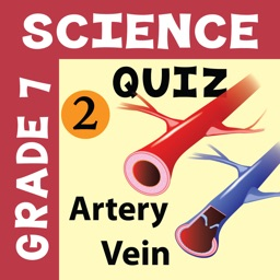 7th Grade Science Quiz # 2 : Practice Worksheets for home use and in school classrooms