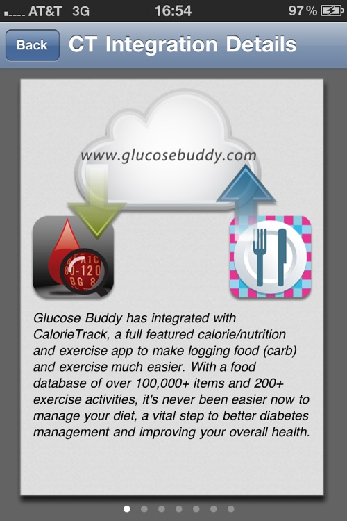 Glucose Buddy - Diabetes Logbook Manager w/syncing, Blood Pressure, Weight Tracking screenshot-4