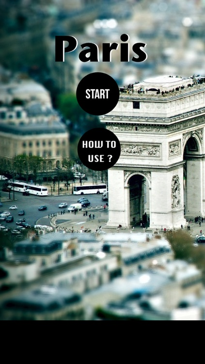 Paris map Paris travel guide backpacker, tourist attractions france paris maps CDG directions to eiffel tower, notre dame, louvre offline city underground train Paris guide