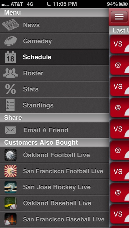 Stanford Football Live screenshot-1