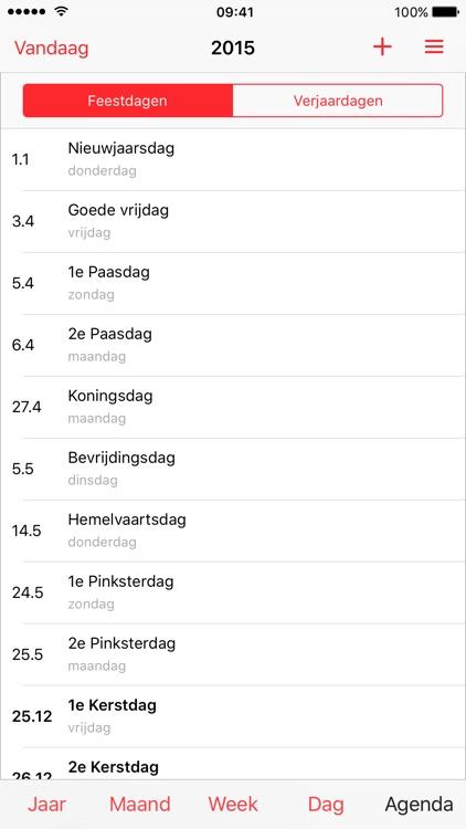 iPlanner Nederland screenshot-4
