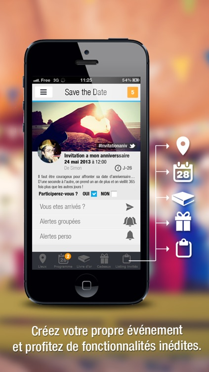 Save The Date ! screenshot-3