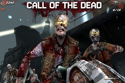 Call of Duty: Black Ops Zombies screenshot 1