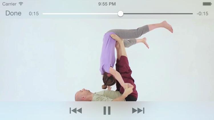 Flying Therapeutics Acroyoga Beginners screenshot-4