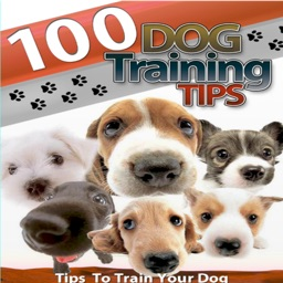 100 Dog Training Tips+: Train Your Dog the Easy Way!!!