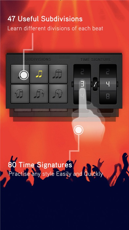 Beat On - Advanced Metronome with Training Modes