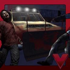 Activities of Zombie outbreak car parking 3D