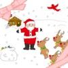 クリスマスのお話朗読アプリ「サンタさんへのプレゼント」有料版