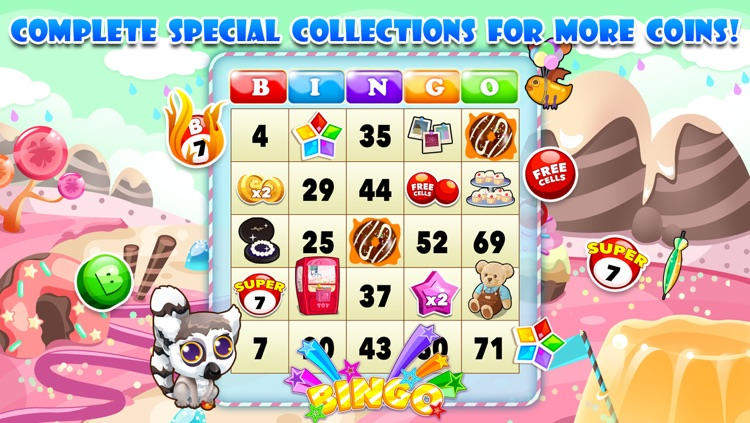 Bingo Bingo™ screenshot-3