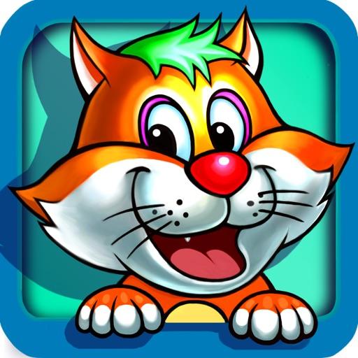 Amazing Cat- Bath, Nail, Dress Up & Pet Salon Games for Kids