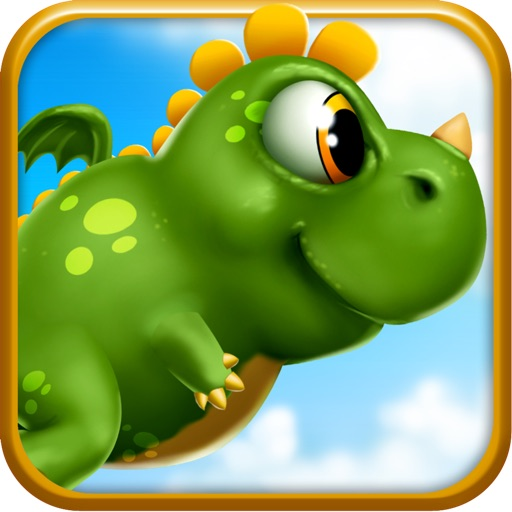 Flappy Dragon - FREE