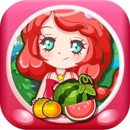 美人鱼水果农场 早教 儿童游戏