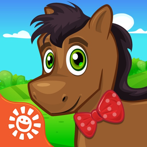 My Pony – Dress Up & Feed Ponies Game