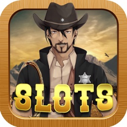 Texas Wild West Shootout Slot Machine- A western tale of casino cowboys