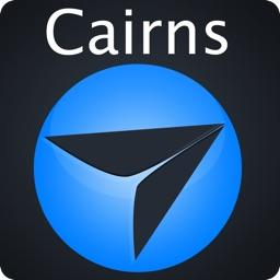 Cairns Flight Info + Tracker