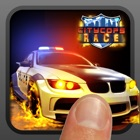 市警察赛,赛车分心警方 - City Cops Race, Fun Police Racing Game icon