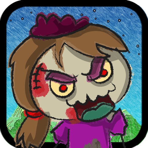 Drawn of the Dead - Doodle Zombie Run Free