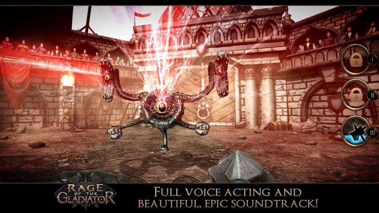 Rage of the Gladiator screenshot-3