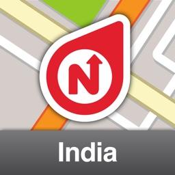 NLife India Premium - Offline GPS Navigation & Maps