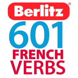 Berlitz 601 French Verbs.