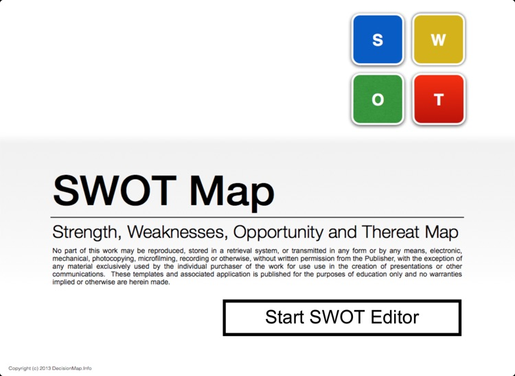 SWOT Map screenshot-0