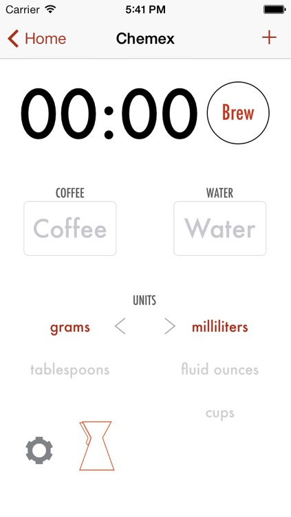 Coffee Timer!