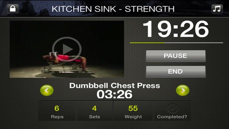 Reggie Bush Workouts screenshot-3
