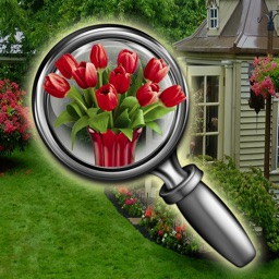 My Cute Girl Friend House -Hidden Objects