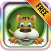 A Funny Animal Barn: First Farm Puzzle For Free
