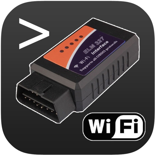 elm327 wifi terminal obd by dawid maryniak. Black Bedroom Furniture Sets. Home Design Ideas