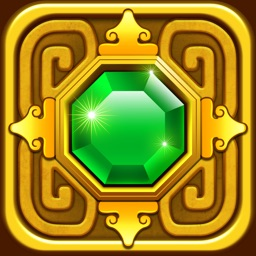 Gemini Gem - Fast Paced, Finger Exercise, Brain Works, Reflex and Strategy Puzzle Game of the Same Jewel Color & Discover Magical Gem!