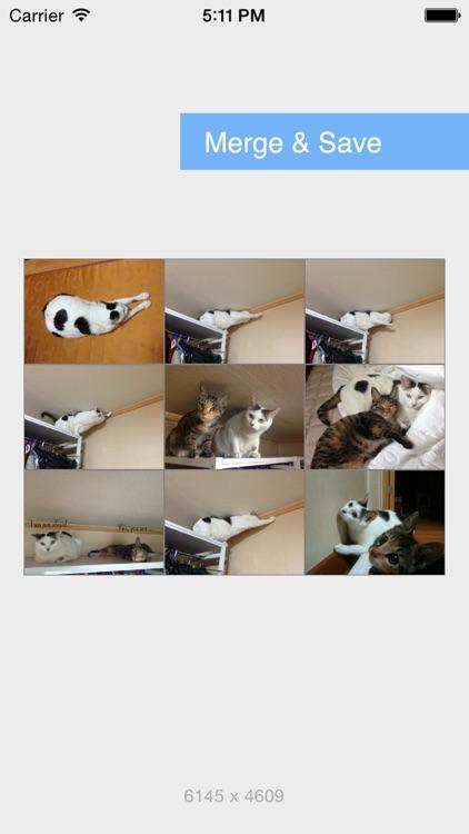 PutPic - Easy Photo Merge screenshot-3