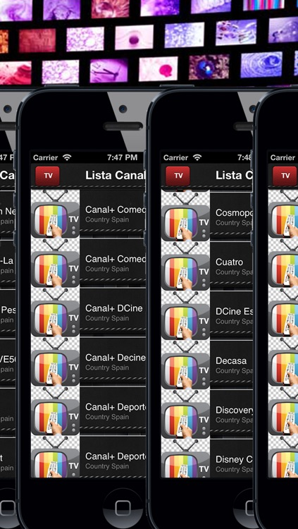 TV España-toda la TDT para ver la programación screenshot-3