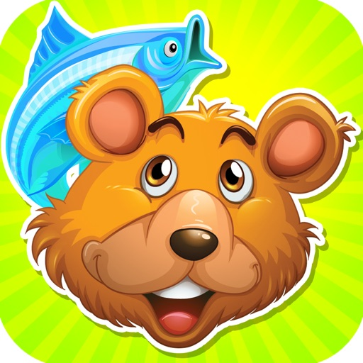 A Spring Bears Salmon Rush Free Game