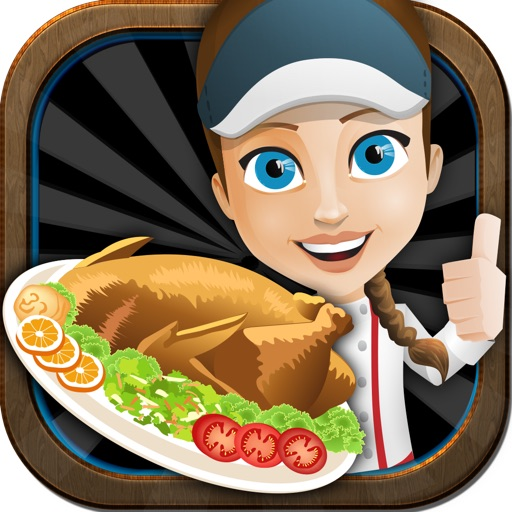 Happy Restaurant Kitchen: Chef Cooking Dash iOS App