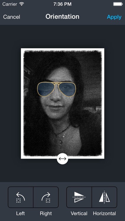 Selfie Automatic - Selfie Cam Shooter Auto launched via an app icon with timer & Photo Editor