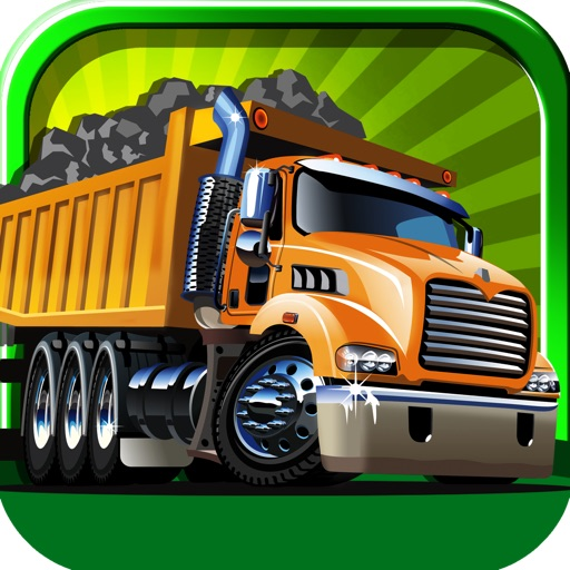 A Dump Truck Delivery Challenge Pro Game Full Version icon
