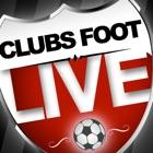 Clubs Foot Live - L'actu du football en temps réel icon