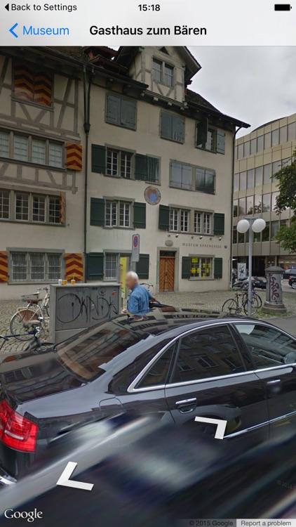 Leisuremap Switzerland, Camping, Golf, Swimming, Car parks, and more screenshot-3