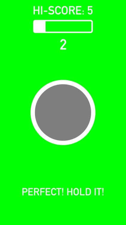 Fill the Circle