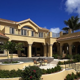 Mediterranean Modern House Plans