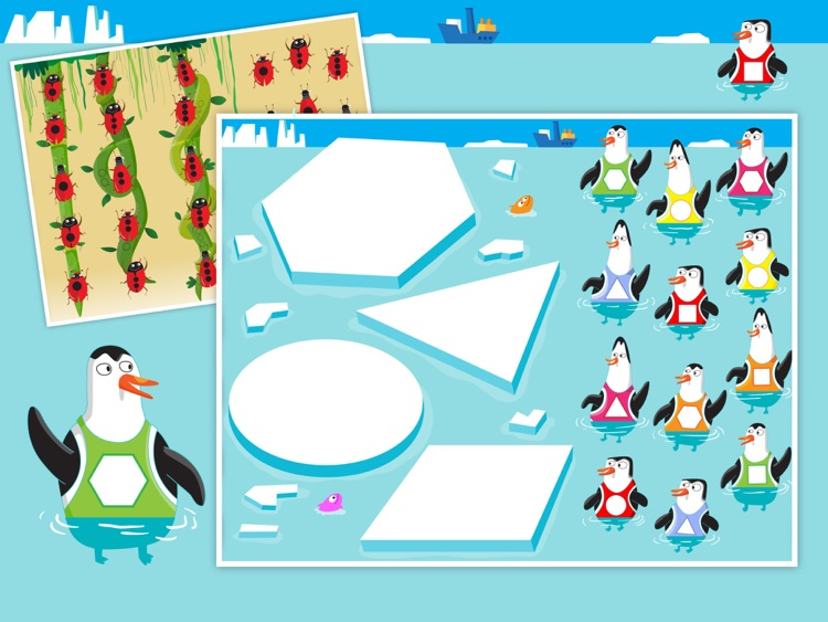 Kids puzzles games - puzzle games for kids free screenshot-4