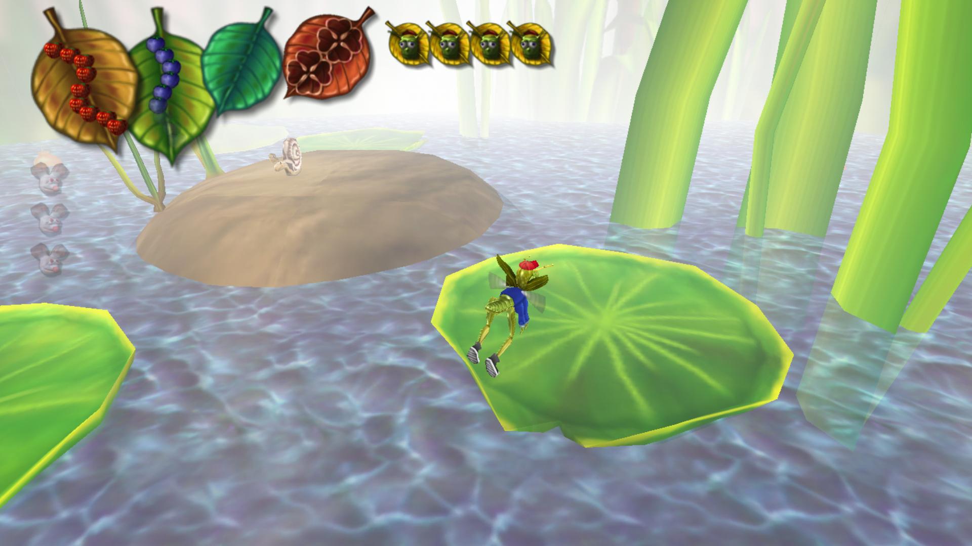 Bugdom 2 screenshot 13