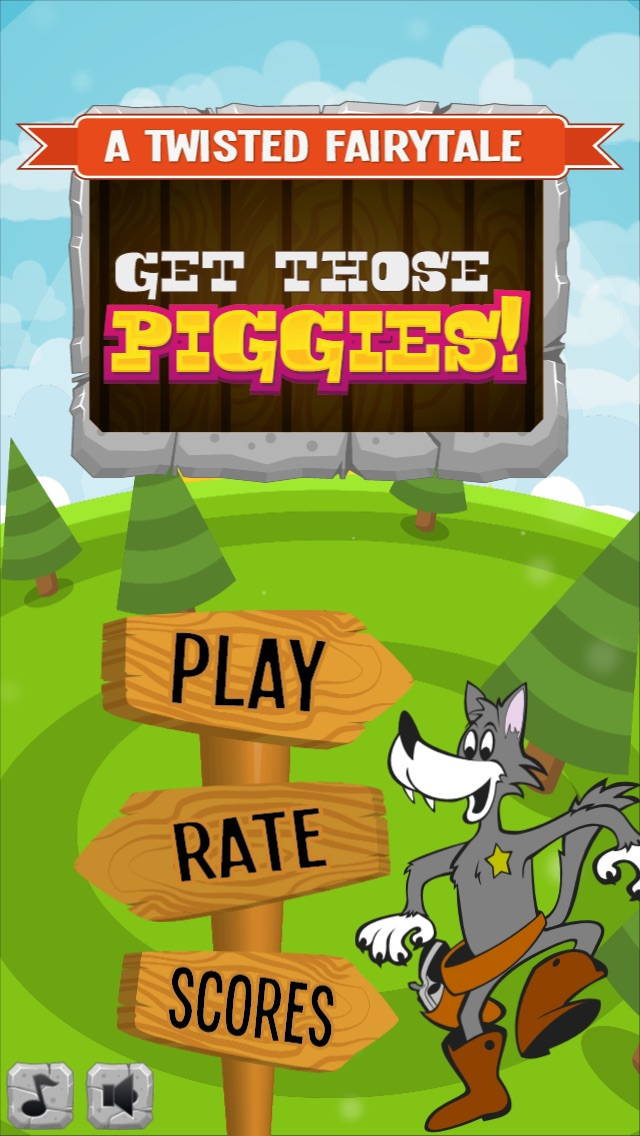 Get Those Piggies iPhone