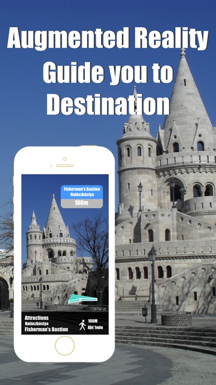 Budapest travel guide with offline map and metro transit by BeetleTrip screenshot-0
