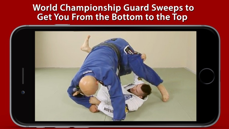 Advanced Fundamentals of Brazilian Jiu-Jitsu by Brandon Mullins and Stephan Kesting screenshot-3