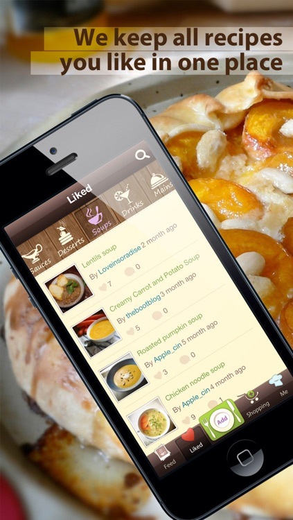 CookWizMe: cooking is easy with step-by-step photo recipes! screenshot-3